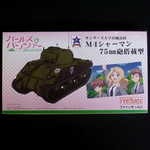 ファインモールド 1/35 M4シャーマン ガルパン