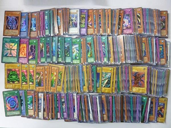 遊戯王 スーパーレア以上 500枚以上 開闢の使者 死者蘇生 他