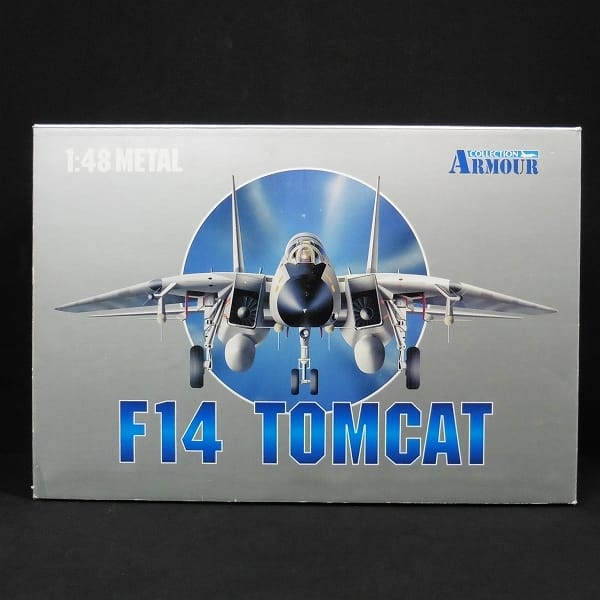 ARMOR COLLECTION 1/48 F14 トムキャットサンダウナーズ