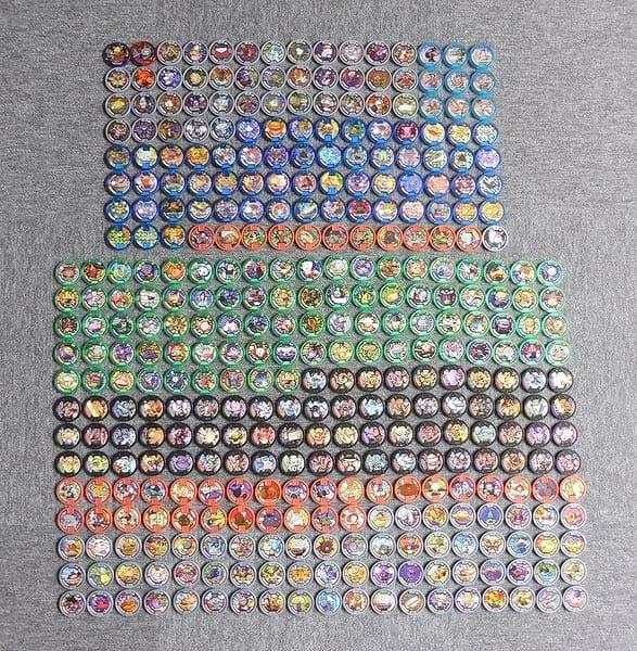 妖怪ウォッチ 妖怪メダル  367枚 キラ ジバニャン