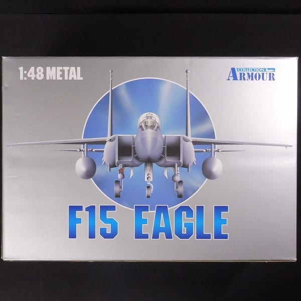 ARMOR COLLECTION 1/48 F15 EAGLE イーグル アメリカ軍