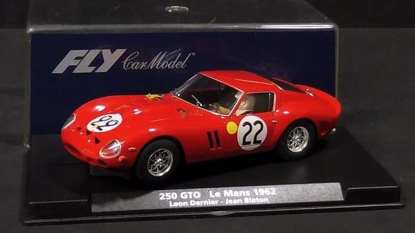 FLY 1/32 スロットカー フェラーリ 250 GTO ルマン1962