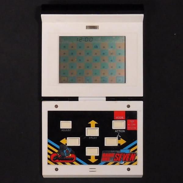 エポック社 ゲームボックスセブン 6+1 LCDゲーム_3