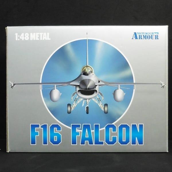 ARMOR COLLECTION 1/48 F-16C 米空軍 第512戦術飛行隊