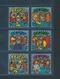 旧 ビックリマン アイス版 第5弾 サタンマリア 銀 全6種