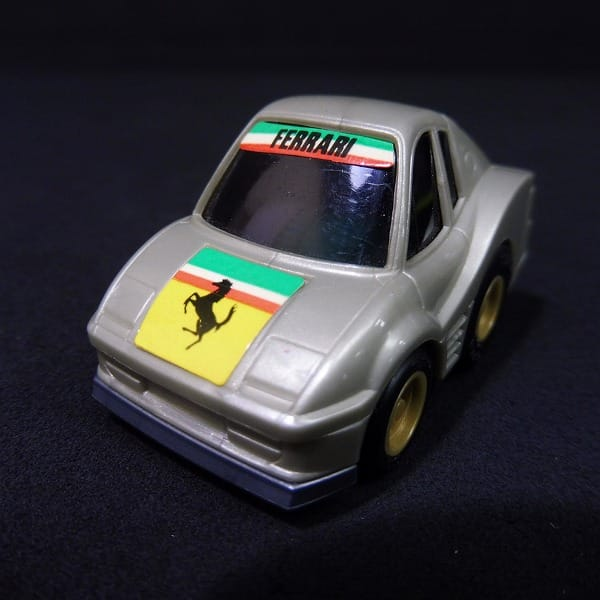 チョロQ A品番 70 フェラーリ テスタロッサ 当時 日本製_1