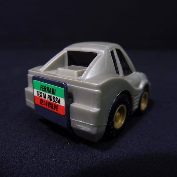チョロQ A品番 70 フェラーリ テスタロッサ 当時 日本製_2