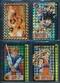 ドラゴンボール GT カードダス 両面キラ 354 1 155 154