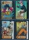 ドラゴンボール GT カードダス 両面キラ 194 72 322 323