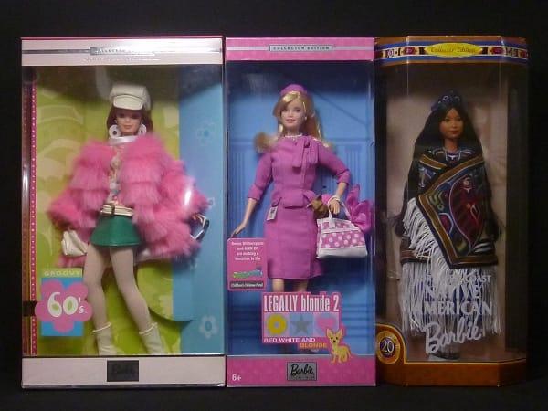 Barbie キューティーブロンド GROOVY 60's グルービー他_1