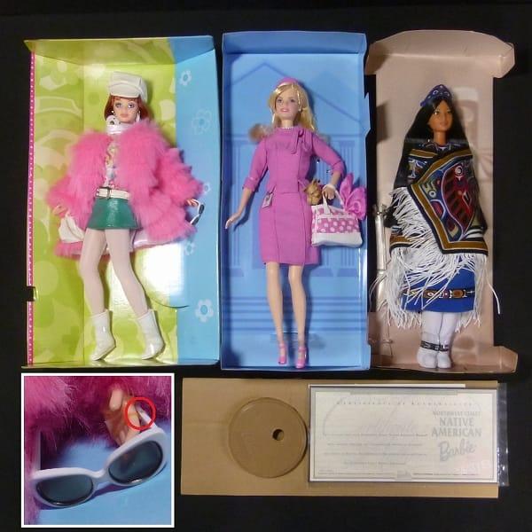 Barbie キューティーブロンド GROOVY 60's グルービー他_2