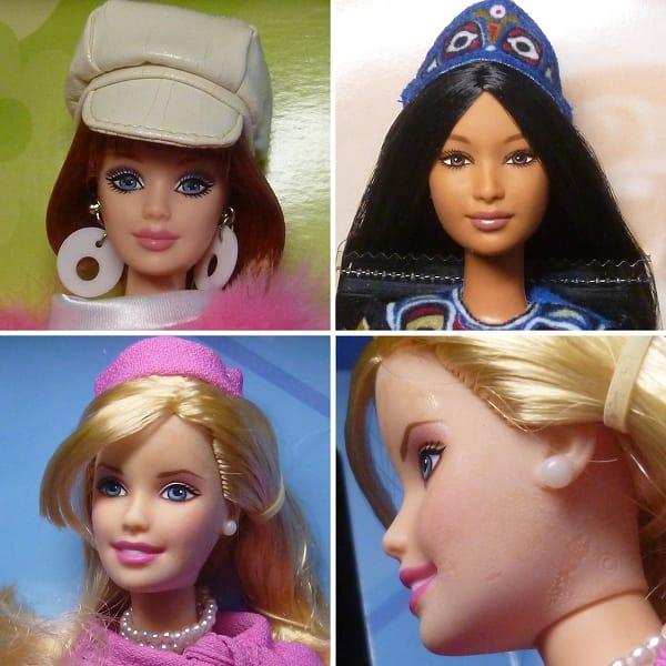 Barbie キューティーブロンド GROOVY 60's グルービー他_3