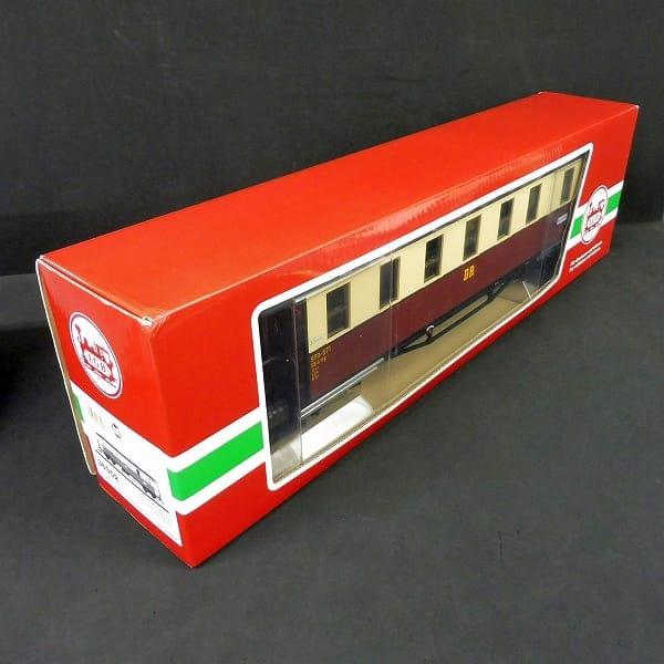 LGB レーマン Gゲージ DR 36352 / ドイツ国鉄 鉄道模型