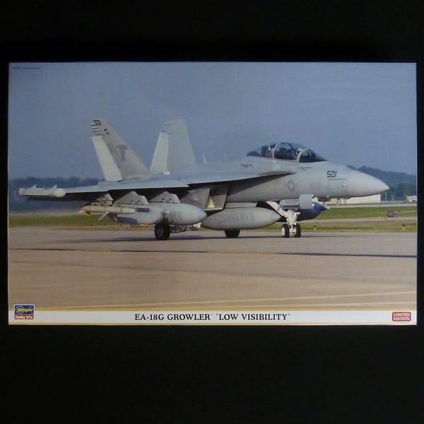ハセガワ 1/48 EA-18G グラウラー 'ロービジ'