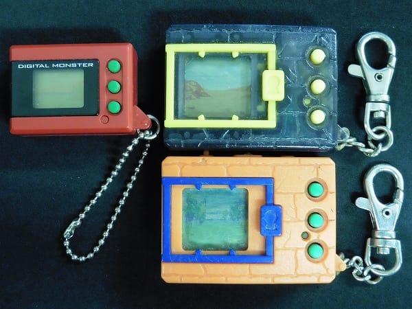 バンダイ デジタルモンスター 1997 デジモンミニ/ゲーム
