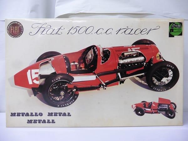 プロター 1/12 フィアット 806 1500.C.C. Racer