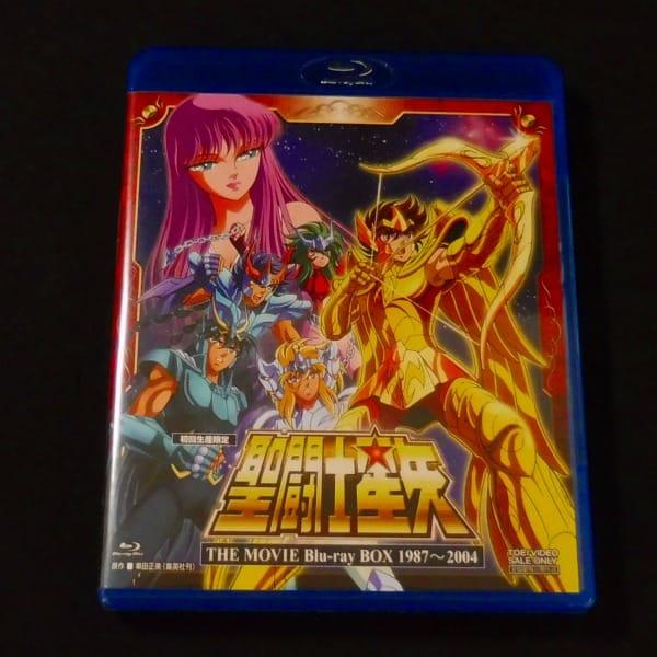 聖闘士星矢 THE MOVIE Blu-ray BOX 1987~2004 天界編他