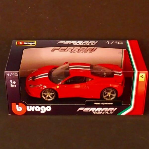 ブラーゴ Bburago 1/18 フェラーリ458 スパイダー