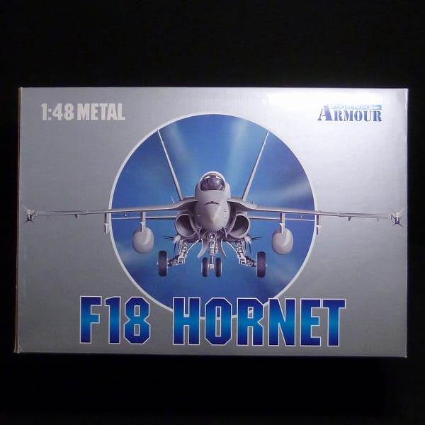ARMOUR COLLECTION 1/48 F-18 イーグルノーズアート