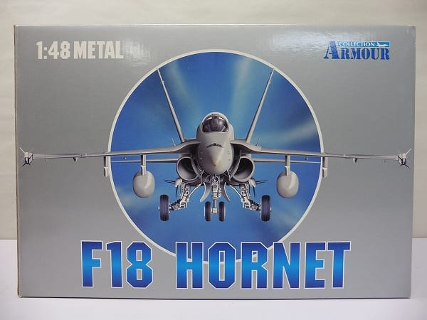C.D.C. 1/48 ARMOUR COLLECTION F-18 ホーネット USMC