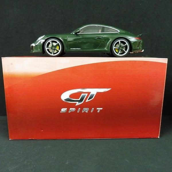 GTスピリット 1/18 ポルシェ 911 クラブクーペ / ミニカー
