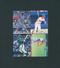 カルビー プロ野球 カード 1980年 126 127 128 129 裏黒