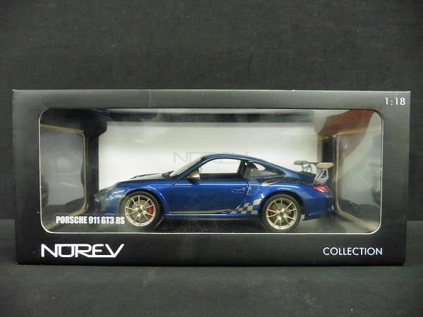 ノレブ 1/18 ポルシェ 911 GT3 RX / NOREV PORSCHE