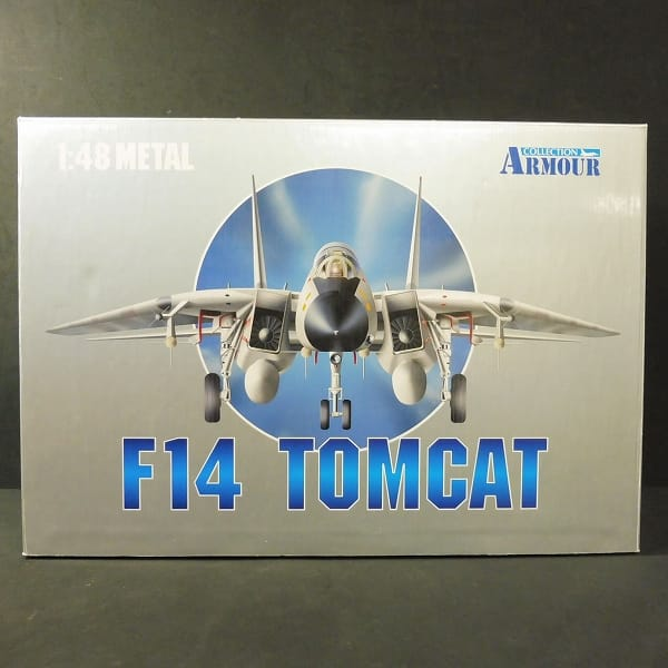 C.D.C 1/48 ARMOUR COLLECTION F14 トムキャット 米海軍