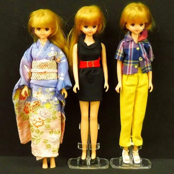 ジェニー 日本製 3体まとめ 着物 ワンピース 半袖シャツ