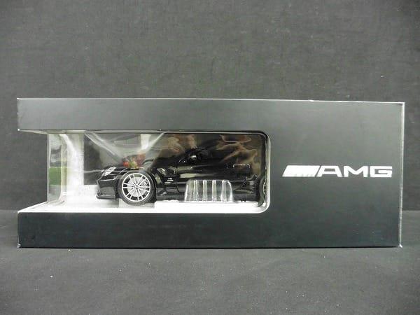 メルセデスベンツ 1/18 SL 65 AMG Black Series / PMA