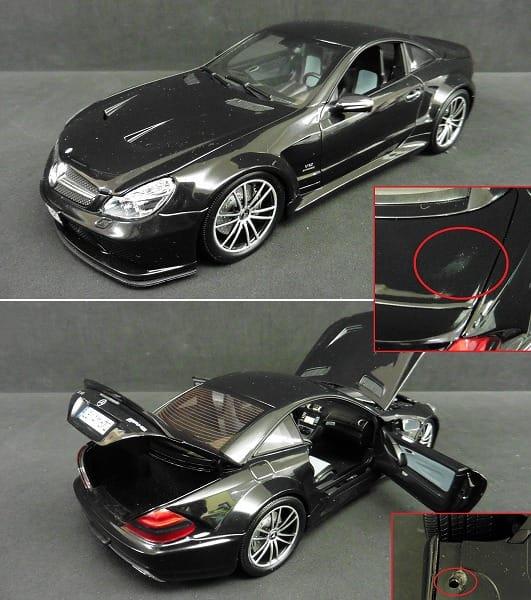 メルセデスベンツ 1/18 SL 65 AMG Black Series / PMA_3