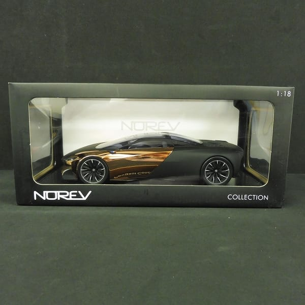 ノレブ 1/18 プジョー Peugeot コンセプトカー Onyx