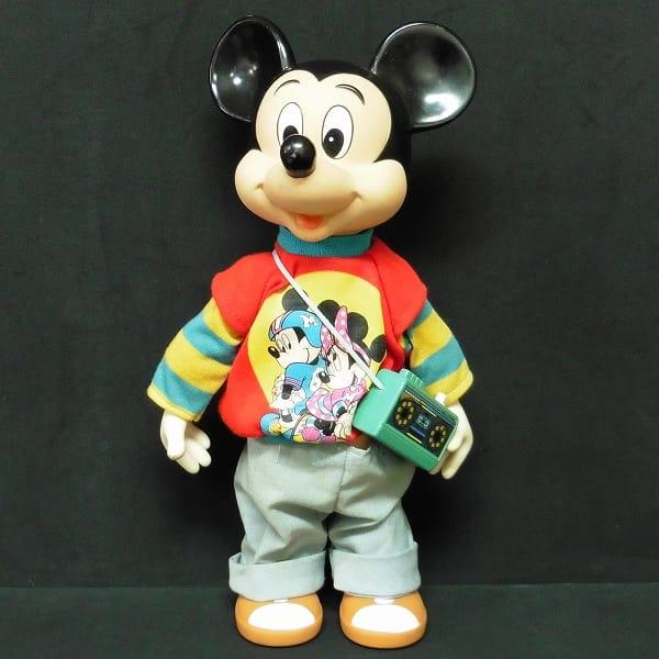 Jesmar 歌って踊る ミッキーマウス / レトロ ドール