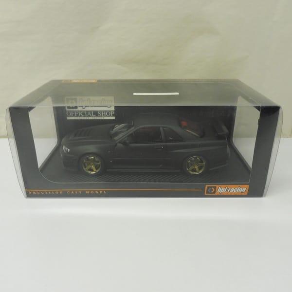 hpi 1/18 ニスモ R34 GT-R Z-tune / スカイライン