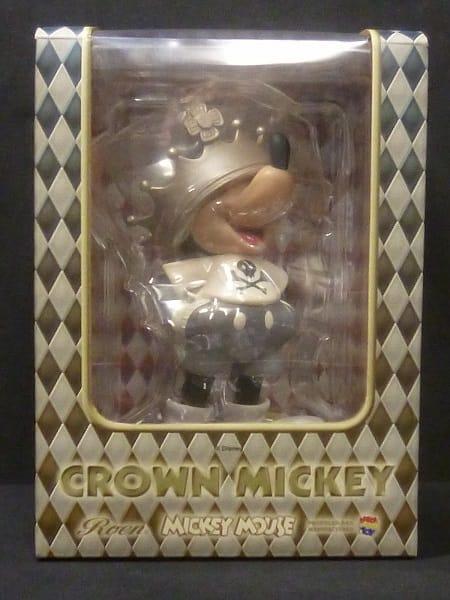 メディコムトイ VCD クラウン ミッキー Roen / Disney