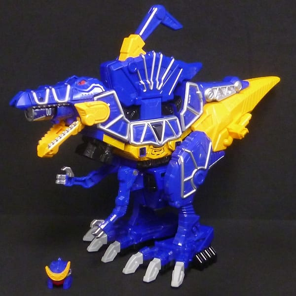 獣電竜シリーズ トバスピノ 獣電戦隊キョウリュウジャー