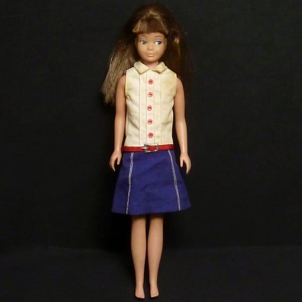 マテル 当時物 スキッパー 1960年代 日本製 / Barbie