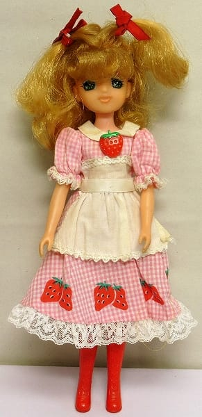 ポピー 当時物 キャンディ・キャンディ / ドール 人形