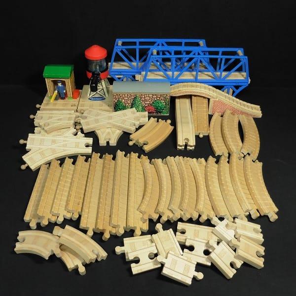 ラーニングカーブ 木製レール 給水塔 他 / 木製トーマス