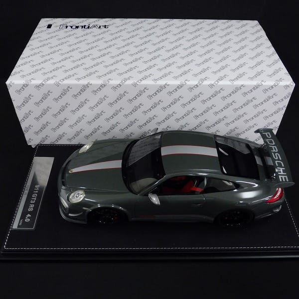 フロンティアート 1/18 ポルシェ911 GT3 RS 4.0/Porsche