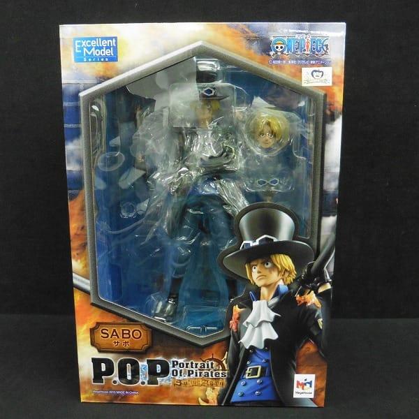 ワンピース P.O.P Sailing Again サボ / フィギュア POP