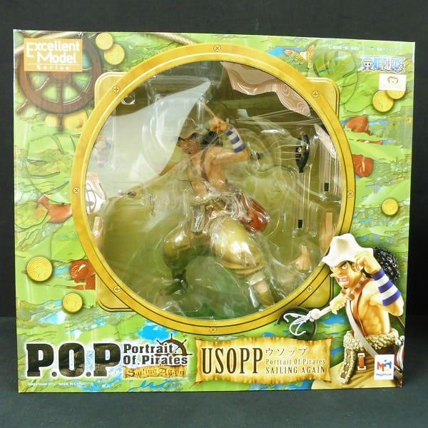 ONEPIECE フィギュア P.O.P SA ウソップ / POP