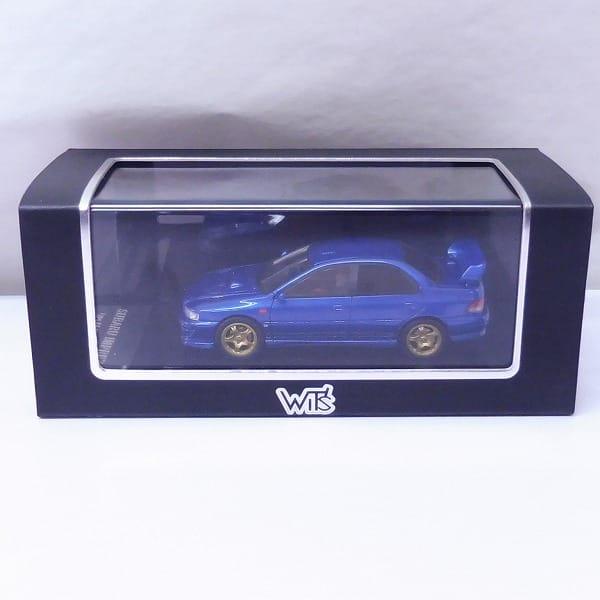 WIT's 1/43 スバル インプレッサ Type RA Sti 1998