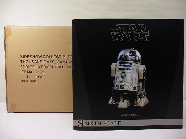 サイドショウ STARWARS 1/6 R2-D2 / 再生産 フィギュア