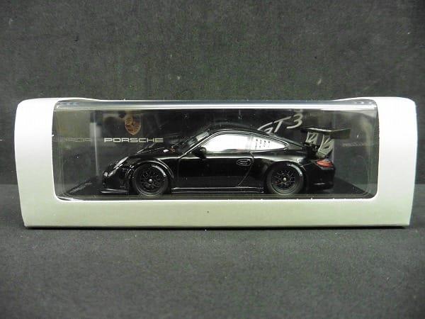 スパーク 1/43 ポルシェクラブ特注 911 GT3 Cup Black