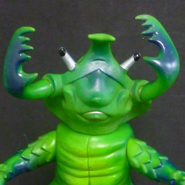 ブルマァク アントラー 当時物 ソフビ / ウルトラ怪獣