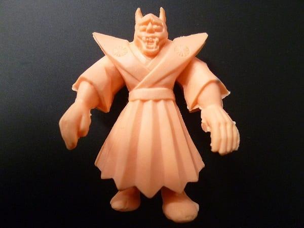 キン消し 募集超人 応募超人 ミスター般若 肌色
