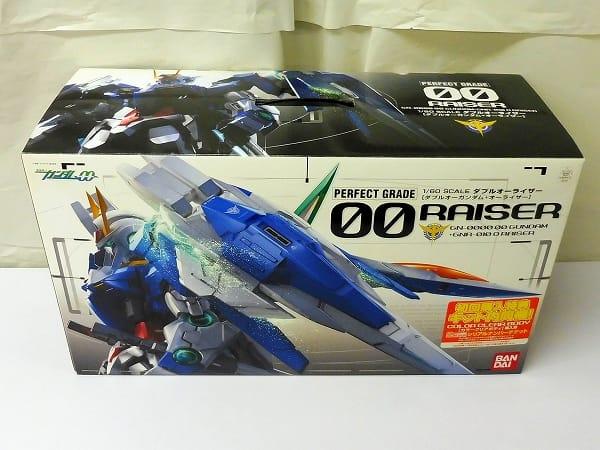 1/60 PG ダブルオーライザー / 機動戦士ガンダム00