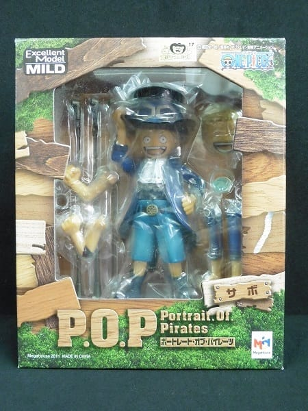 メガハウス P.O.P ワンピース CB-EX サボ / POP