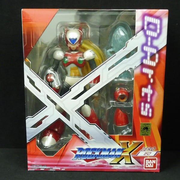 D-Arts フィギュア ロックマンX ゼロ 1stバージョン